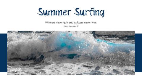 서핑 파워포인트 템플릿_07