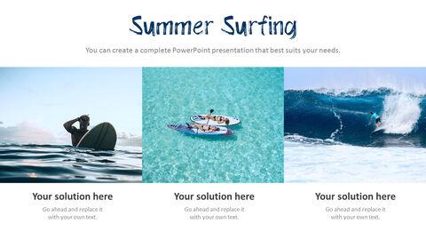 서핑 파워포인트 템플릿_09