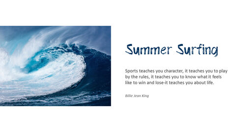 서핑 파워포인트 템플릿_10