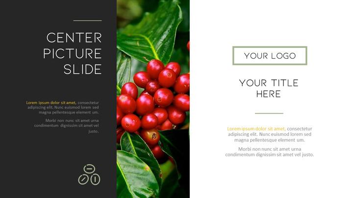 커피 산업 슬라이드 프레젠테이션_02