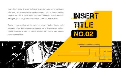 오토바이 PowerPoint 템플릿 디자인_05