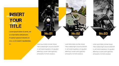 오토바이 PowerPoint 템플릿 디자인_11