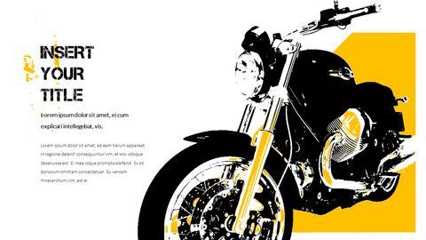 오토바이 PowerPoint 템플릿 디자인_12