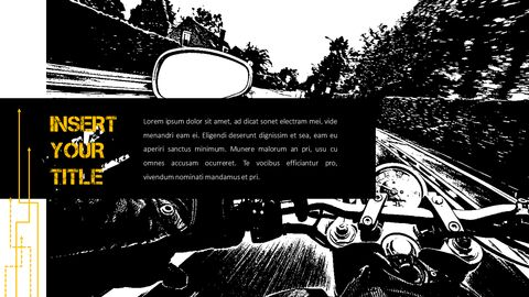 오토바이 PowerPoint 템플릿 디자인_18