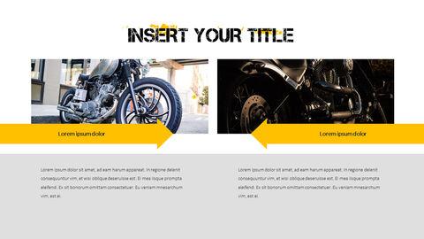 오토바이 PowerPoint 템플릿 디자인_19