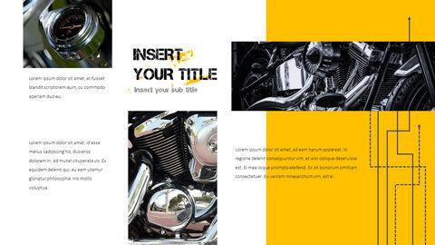 오토바이 PowerPoint 템플릿 디자인_25