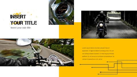 오토바이 PowerPoint 템플릿 디자인_26