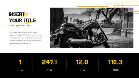 오토바이 PowerPoint 템플릿 디자인_30