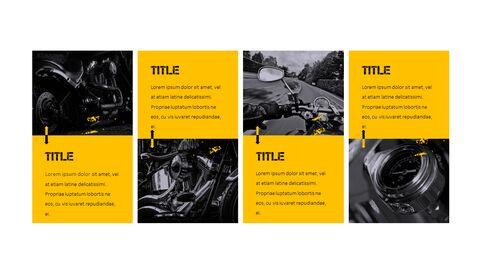 오토바이 PowerPoint 템플릿 디자인_36