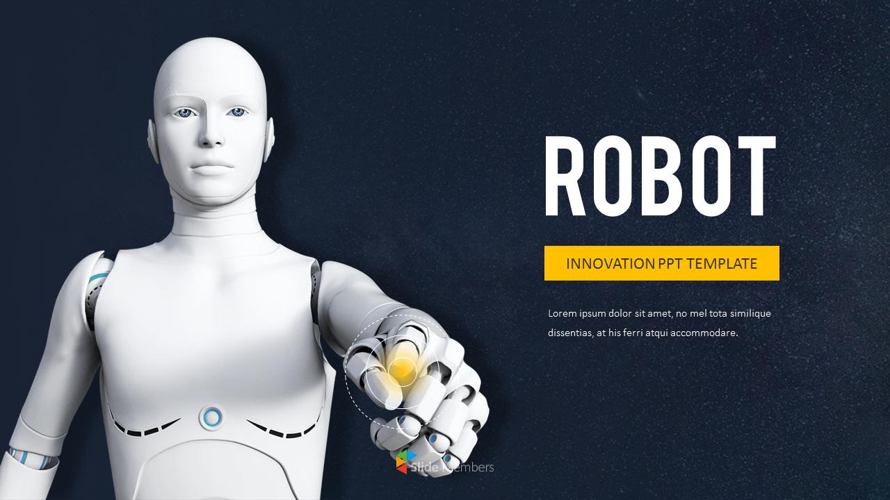 Robot Slide Presentation