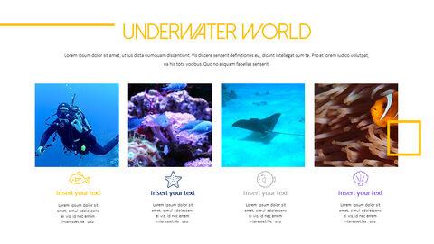 수중 세계 (해수어) 테마 템플릿_13