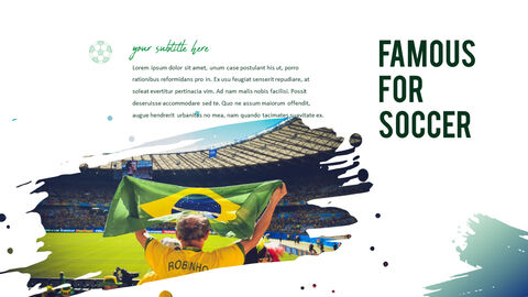 Viva Brazil PowerPoint Presentation Templates_03