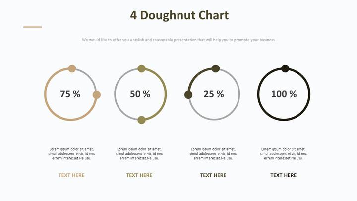 4 Doughnut Chart Diagram_01