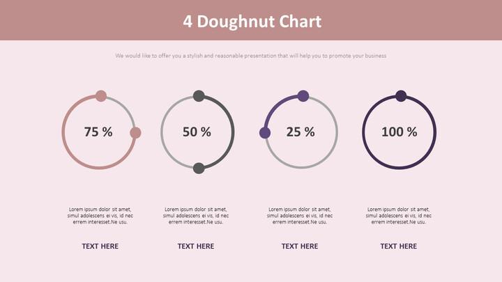 4 Doughnut Chart Diagram_02