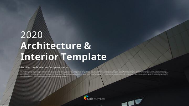 Architecture & Interior PPT Presentation_01