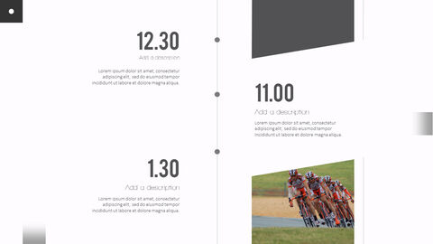 Dynamic Sports Agency PowerPoint Templates for Presentation_03