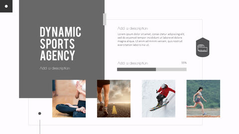 Dynamic Sports Agency PowerPoint Templates for Presentation_05