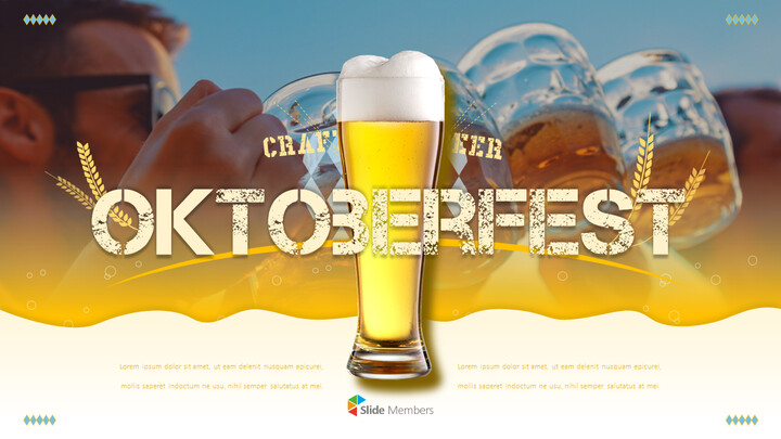 Oktoberfest PowerPoint Templates Design_01