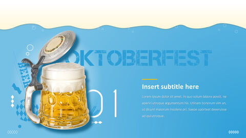 Oktoberfest PowerPoint Templates Design_02