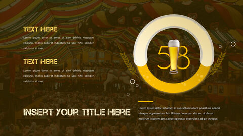 Oktoberfest PowerPoint Templates Design_04