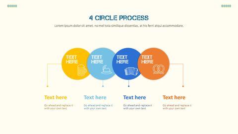 옥토버 페스트 PowerPoint 템플릿 디자인_36