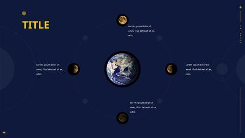 우주 테마 프레젠테이션 템플릿_34