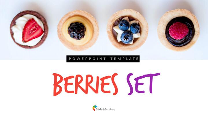 Berries Set PowerPoint Templates_01