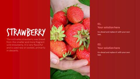 Berries Set PowerPoint Templates_04