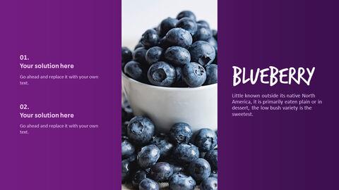 Berries Set PowerPoint Templates_05