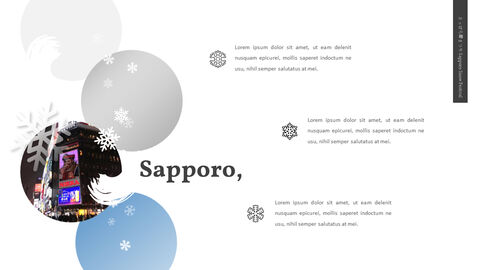 Sapporo Snow Festival Theme Presentation Templates_02