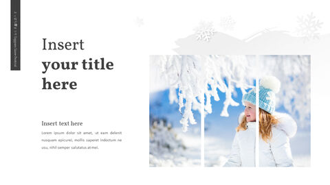 Sapporo Snow Festival Theme Presentation Templates_03