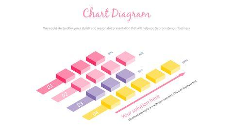 봄 꽃 프레젠테이션 PowerPoint 템플릿 디자인_30