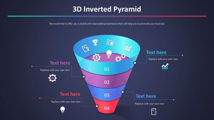 3D 인버 티드 피라미드 다이어그램_02