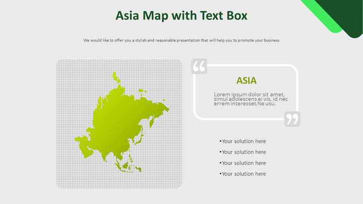 Asia Map with Text Box Diagram_02