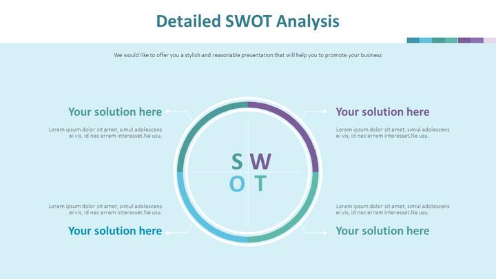 Detailed SWOT Analysis Diagram_02