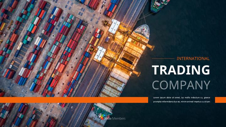 Trading Company Powerpoint Presentation_01