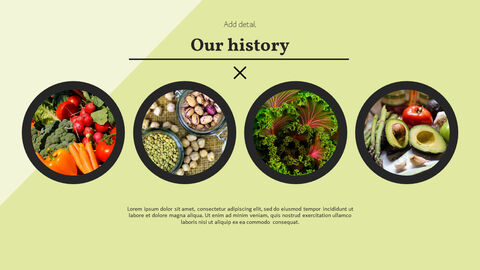 Wholesome Vegan Cuisine PowerPoint Templates_03