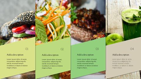 건강에 좋은 채식 요리 파워포인트 템플릿_14