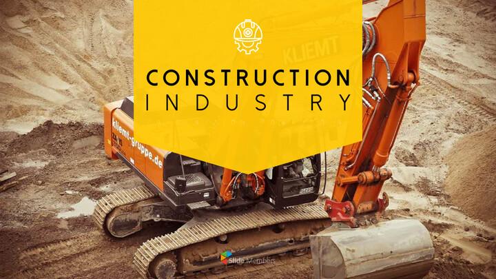 Construction Industry Slide Presentation_01