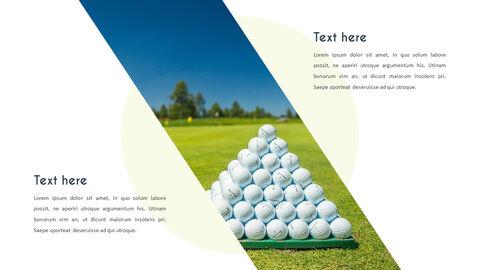 골프 PPT 프레젠테이션_16