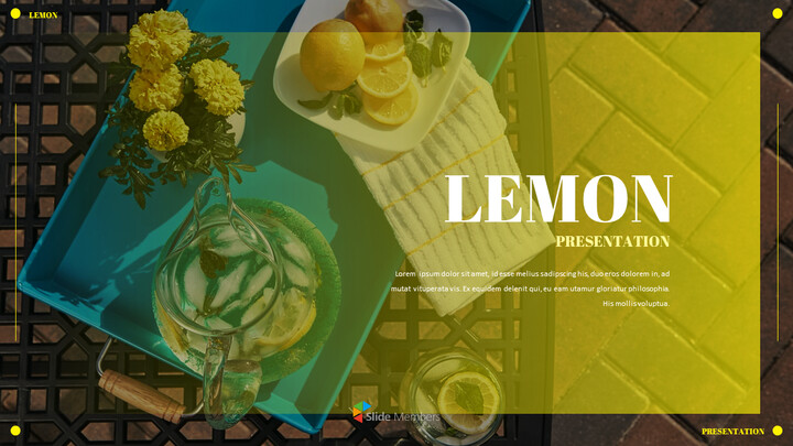 Lemon PowerPoint Templates Multipurpose Design_01