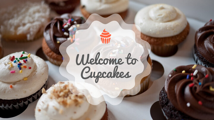Sweet Cupcakes PowerPoint Templates Design_02