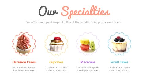 Sweet Cupcakes PowerPoint Templates Design_03