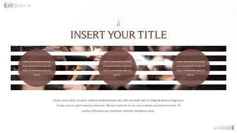 바이올린과 첼로 프레젠테이션 PowerPoint 템플릿 디자인_34