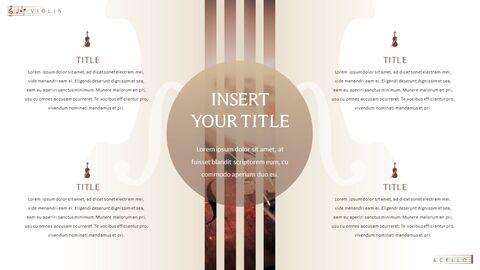 바이올린과 첼로 프레젠테이션 PowerPoint 템플릿 디자인_35