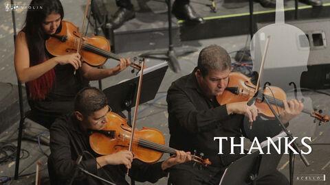 바이올린과 첼로 프레젠테이션 PowerPoint 템플릿 디자인_40