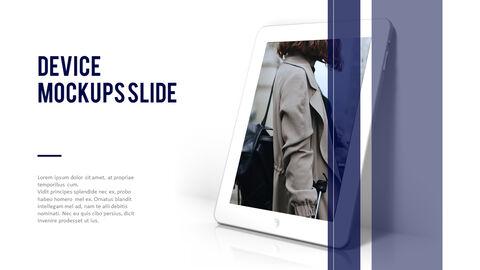 여성 패션 트렌드 프레젠테이션용 PowerPoint 템플릿_13