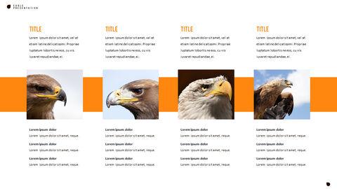 鷲 PowerPointプレゼンテーションのテンプレート_33