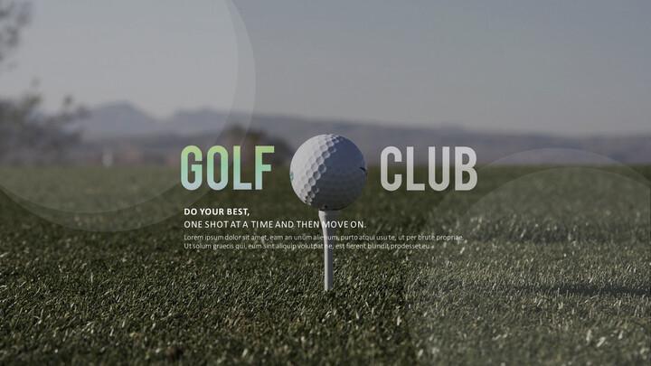 그린 그루브 골프 템플릿 디자인_02