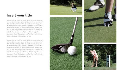 그린 그루브 골프 템플릿 디자인_11